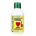 Child Life Liquid Calcium/Magnesium, Natural Orange Flavor 16 Fl.Oz
